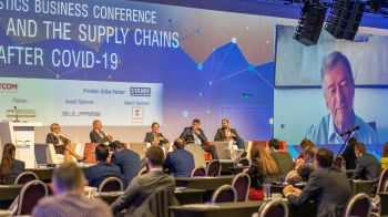 Representatives of NSBS took part in the eighth edition of the Logistics Business Conference